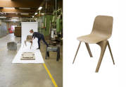 Christien Meindertsma, Flax-chair, zdroj: Studio Aandacht