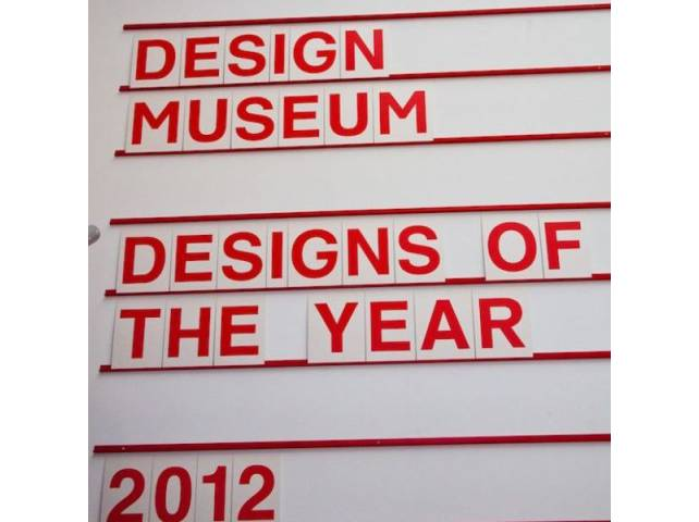 Designs of the Year 2012