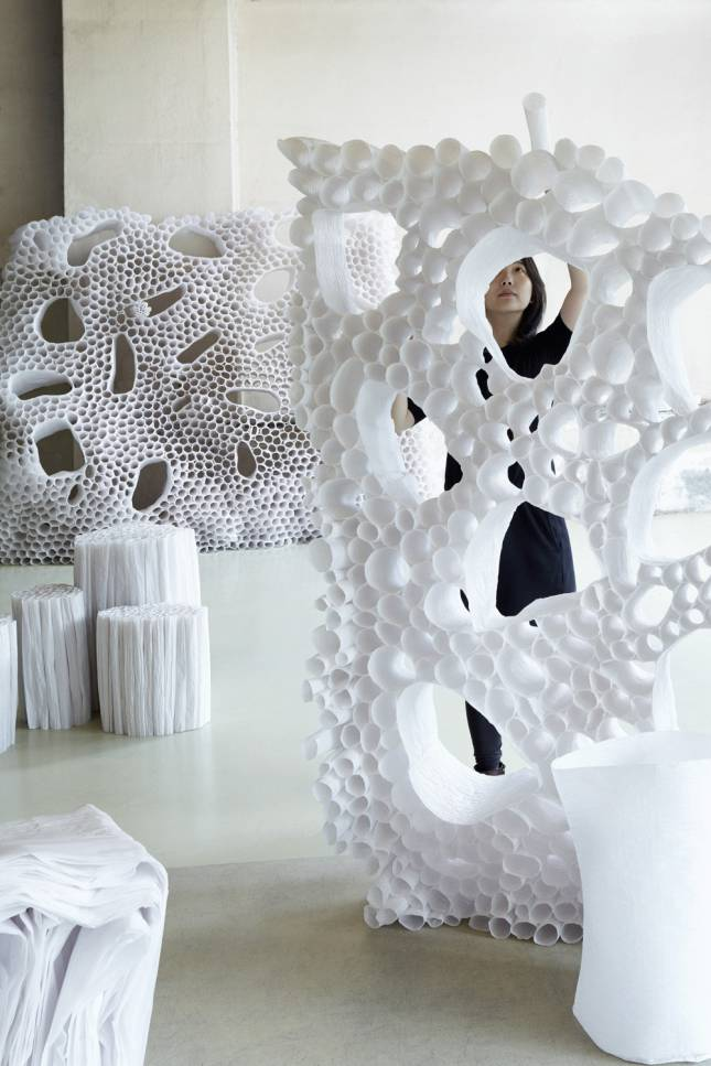 Paper and Water, Pao-Hui Kao, zdroj: Dutch Design Awards